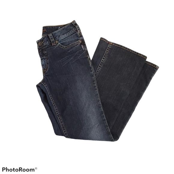 Silver jeans Suki midrise bootcut w31 l32